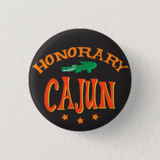 Pin's Cajun honorifique avec l'alligator