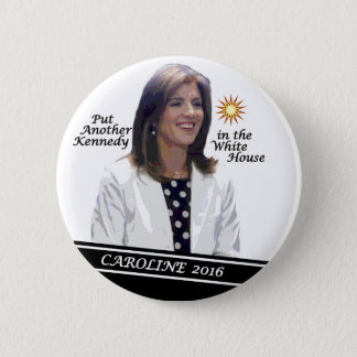 Pin's Caroline Kennedy Schlossberg pour le président