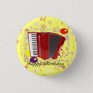 Pin's Célébration d'accordéon
