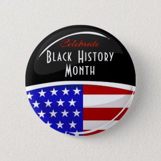 Pin's Célébrez l'événement noir de mois d'histoire