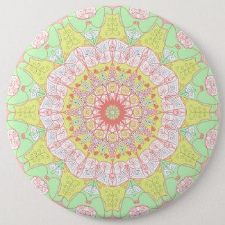 Pin's Cercle de couleur multi de yoga de motif de