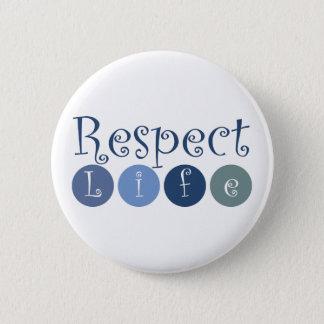 Pin's Cercle de la vie de respect