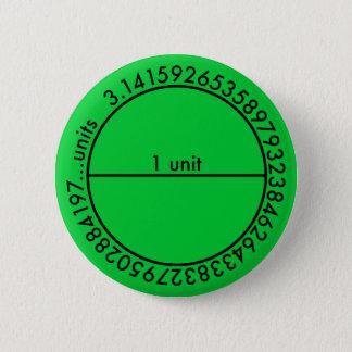 Pin's Cercle de pi