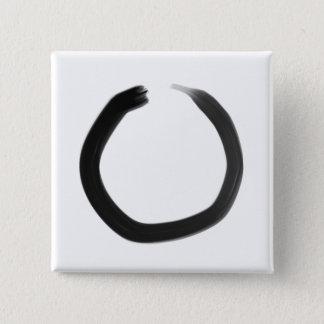 Pin's Cercle d'Enso de bouddhiste zen
