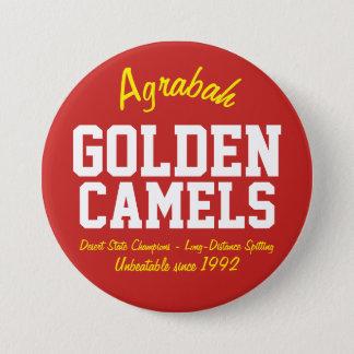 Pin's Chameaux d'or d'Agrabah