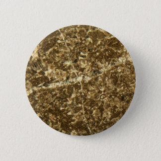 Pin's Chaux sous le microscope