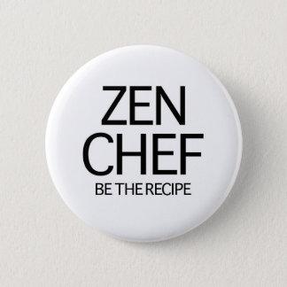 Pin's Chef de zen