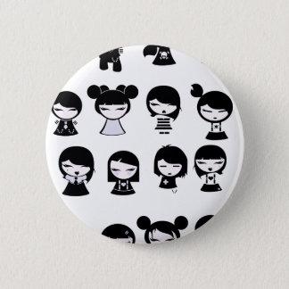 Pin's Chibi Emo Goth