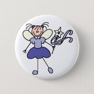 Pin's Chiffre pourpre bouton de bâton d'ange
