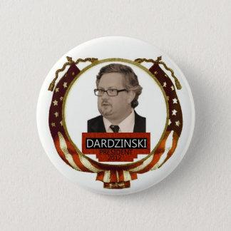 Pin's Chris Dardzinski pour le président 2012