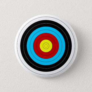 Pin's Cible de tir à l'arc
