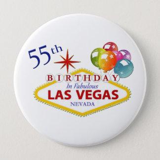 Pin's cinquante-cinquième Anniversaire de Las Vegas