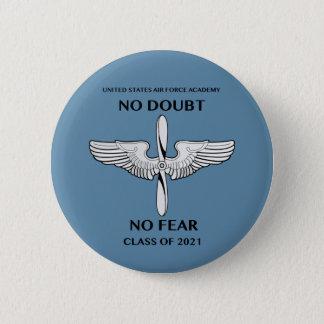 Pin's Classe d'USAFA de bouton de slogan de 2021 classes