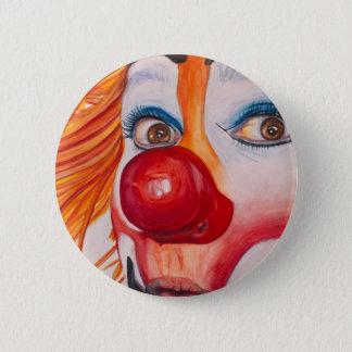 Pin's Clown #10.png d'aquarelle