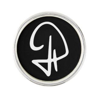 Pin's Collection de signature - Pin de revers