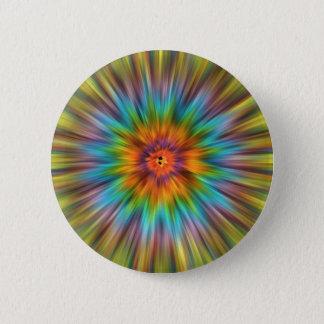 Pin's Colorant coloré Starburst de cravate