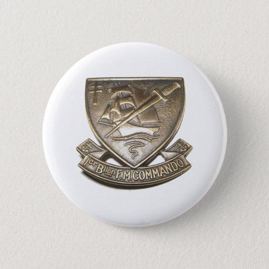 Pin's Commando Kieffer - Insigne 1er BFMC