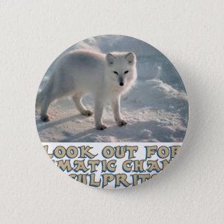 Pin's conceptions arctiques impressionnantes de loup