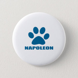 PIN'S CONCEPTIONS DE CAT DE NAPOLÉON