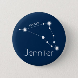 Pin's Constellation personnalisée de zodiaque de