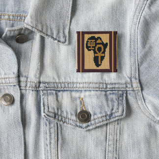 Pin's Copie de crochet de symbole d'Ankh Afrique Adinkra