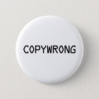Pin's Copywrong