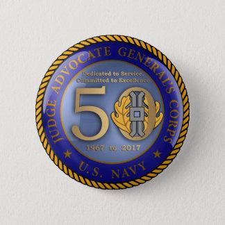 Pin's Corps cinquantième de POINTE de marine