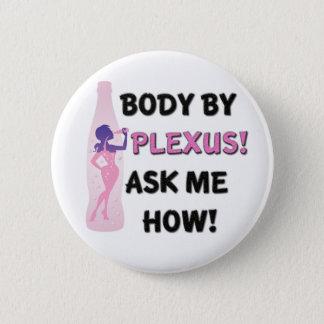 Pin's Corps par le bouton de plexus !