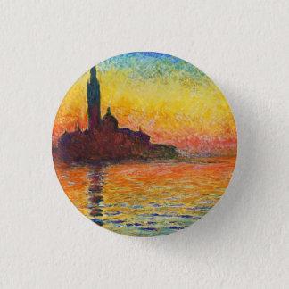 Pin's Coucher du soleil de Claude Monet dans l'art