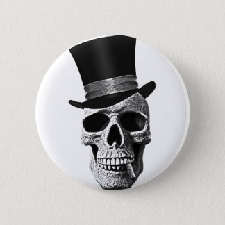 Pin's Crâne de casquette supérieur