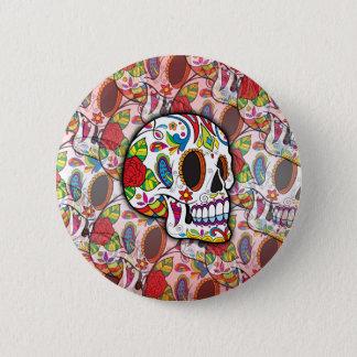 Pin's Crânes de sucre