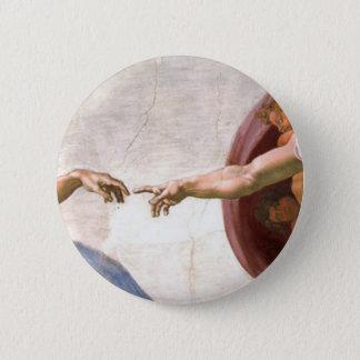Pin's Création d'Adam