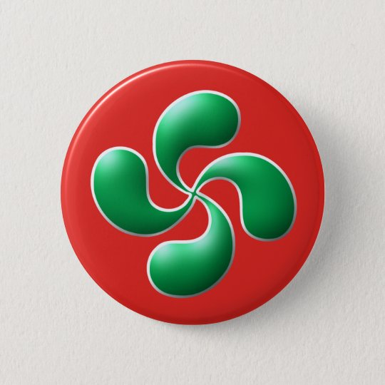 Pin's croix basque