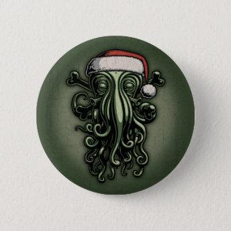 Pin's Cthulhu Claus