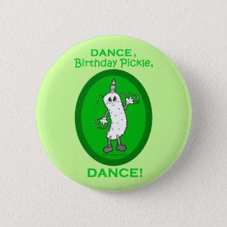 Pin's Danse, conserves au vinaigre d'anniversaire, danse