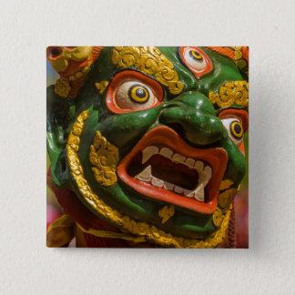 Pin's Danseur masqué par Asiatique