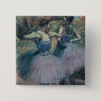 Pin's Danseurs d'Edgar Degas | dans la violette