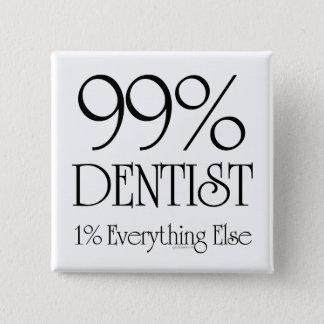 Pin's Dentiste de 99%