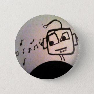 Pin's Dessin de robot