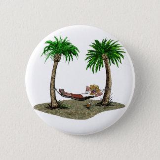 Pin's Détendez sur la plage