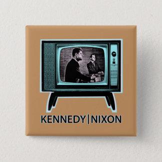 Pin's Discussion 1960 de Kennedy Nixon
