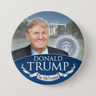Pin's Donald Trump le quarante-cinquième président -