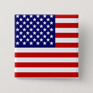 Pin's Drapeau américain