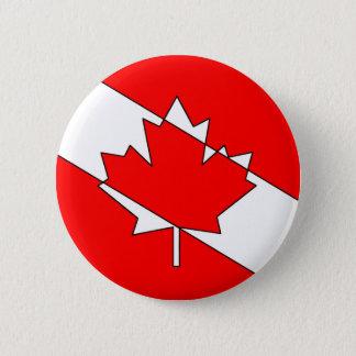 Pin's Drapeau canadien de plongeur (TM) rempli et rayé