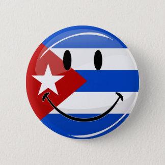Pin's Drapeau cubain de sourire