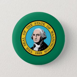 Pin's Drapeau de l'état de Washington