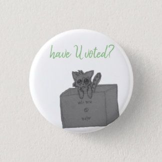 Pin's Droit de vote de Kittins