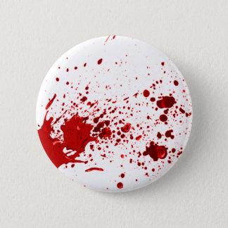 Pin's éclaboussure 1 de sang