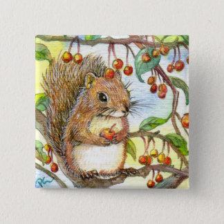 Pin's Écureuil de bébé