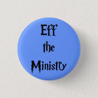 Pin's EFF le ministère